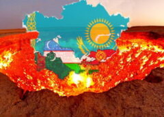 Central Asia: the Apple of Discord