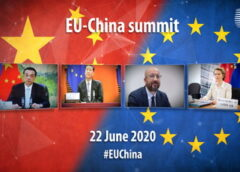 The EU Is Changing the Tone of Talks with China
