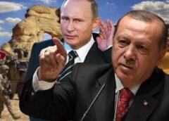 Rivalry Between Turkey and Russia in Libya