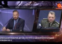 Віктор Гвоздь на телеканалі «Апостроф ТВ»