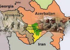 Іран і війна в Нагірному Карабаху
