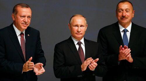 Південний Кавказ у геополітичному трикутнику «Туреччина — Росія — Іран» - Информационный навигатор