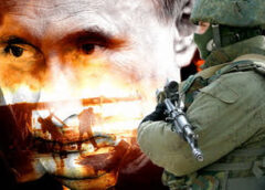 The War on the Eastern Front: Russia's Retreat or Regrouping?