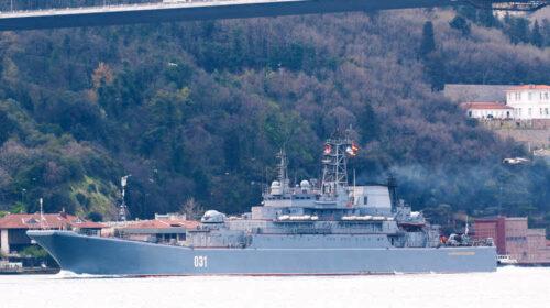 Росія продовжує військові приготування проти України та США/НАТО