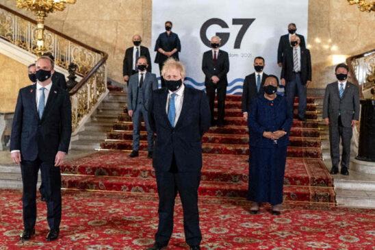 Країни «Великої сімки» засудили вчинки Росії, спрямовані на підрив суверенітету, територіальної цілісності та незалежності України