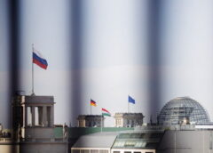 The Russian Federation's Espionage Activities in Germany