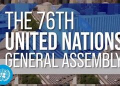 76th Session of the UN General Assembly. Global and Regional Problems of the World and Interests of Ukraine